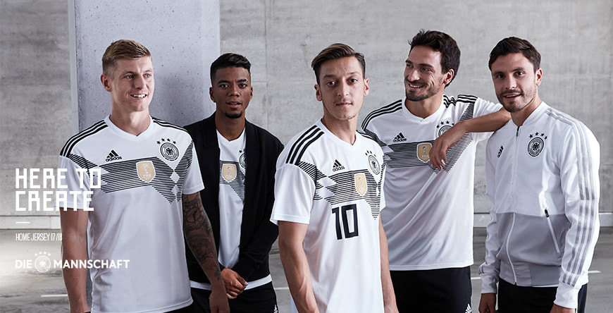 Germany home 18-19