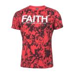 DOMINICK T-SHIRT UOMO MC AD RED