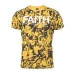 DOMINICK T-SHIRT UOMO MC AD YELLOW